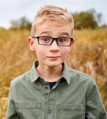 Kinderbrille Wollenhaupt