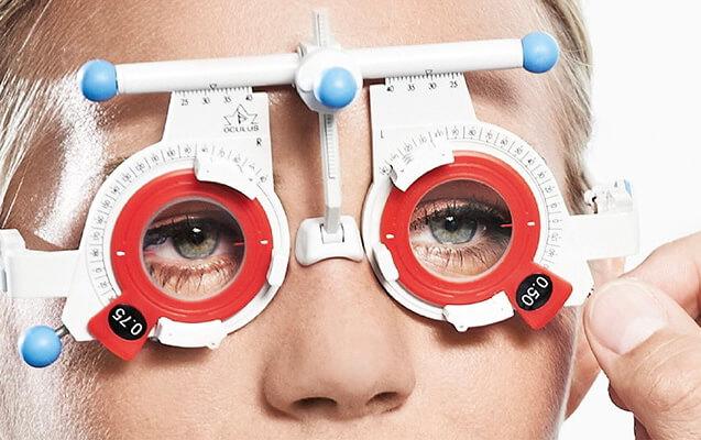 Messbrille